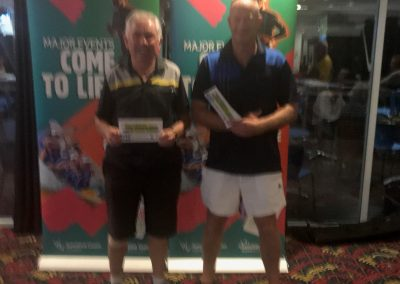 3rd Place Coolum Woombye Pairs