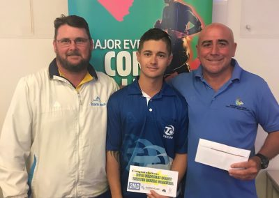 Winter Carnival Tewantin Noosa Triples Runners Up