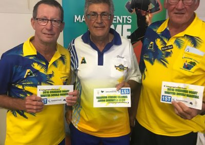 Winter Carnival Tewantin Noosa Triples Winners
