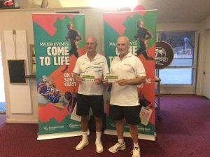 Winter Carnival Winners Event 1 Palmwoods Steve Cox & Neil Fisher